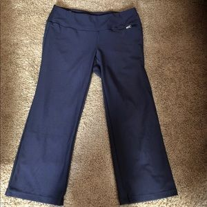 Aerie cropped workout pants